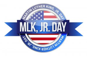 Martin Luther King, Jr. Day Banner